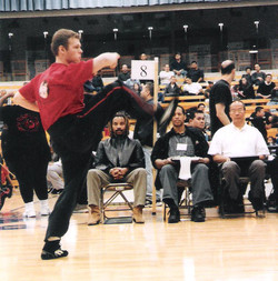 Wing Chun Form in tournaments