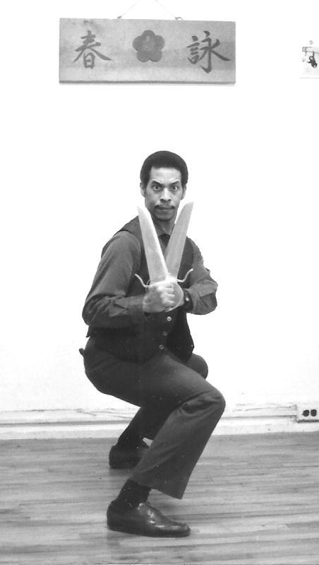 Wing Chun Baat Jam Dao