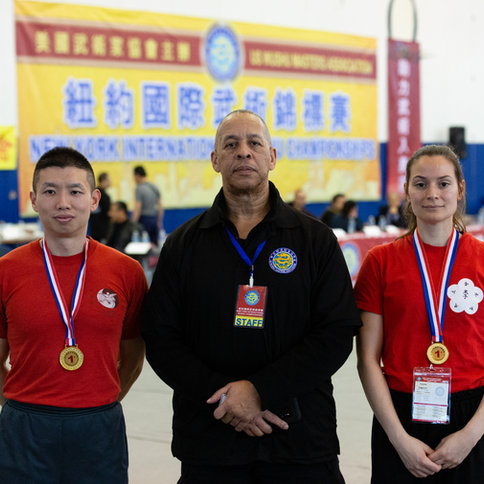 Wing Chun First Place (Gold) 2019