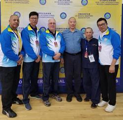 Tournament Judges