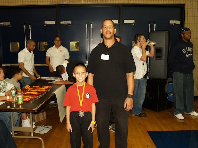 Kids First Place Championship