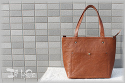 horse leather bag