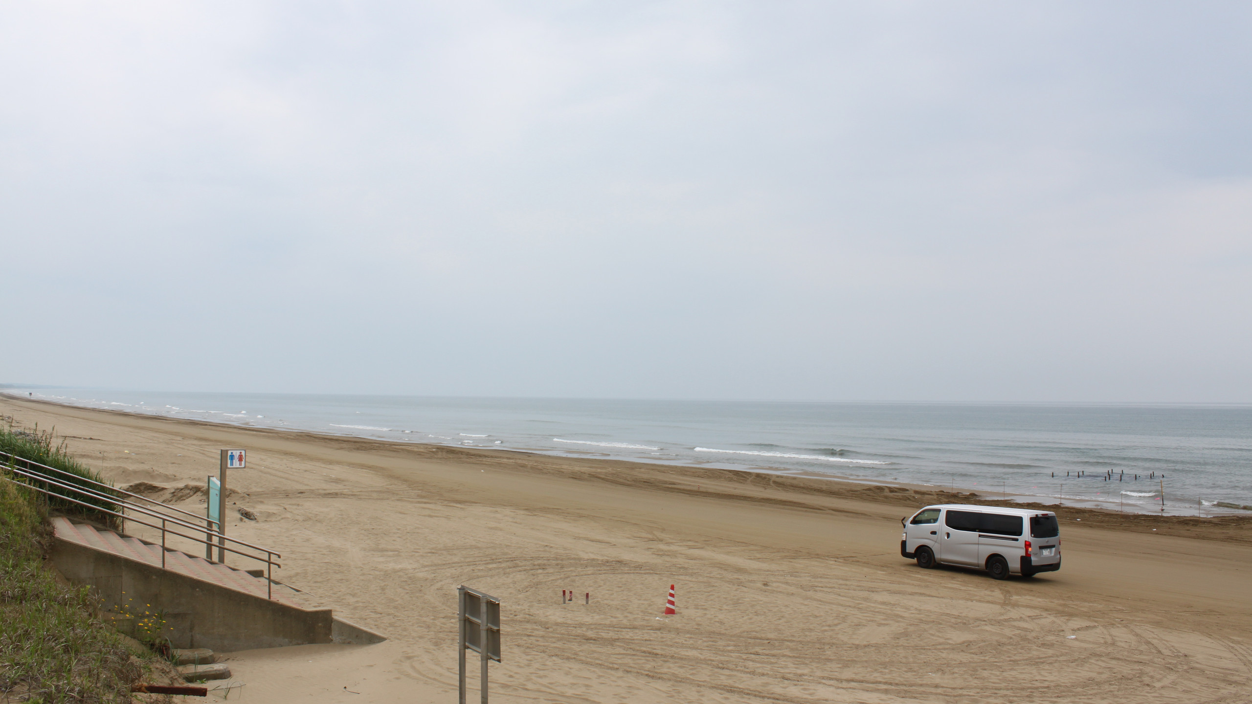 千里浜ドライブウェイ2