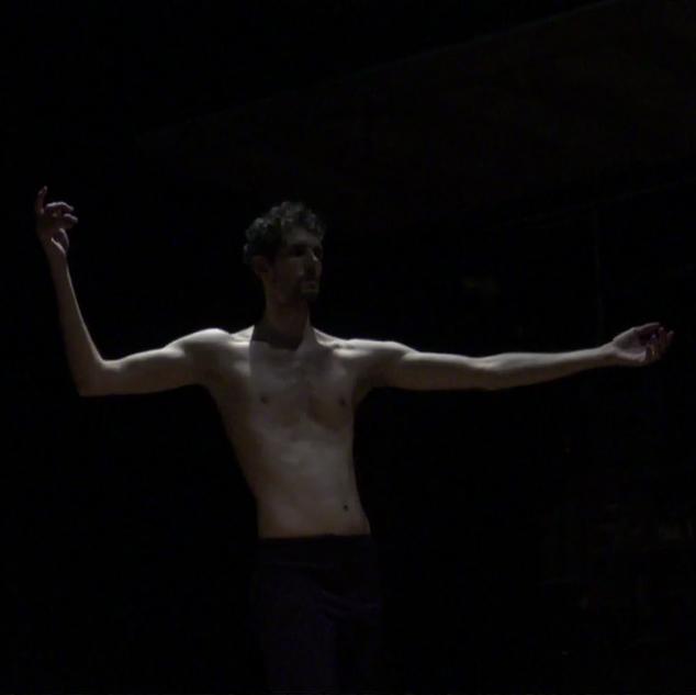 Andrès Garcia Martinez danseur