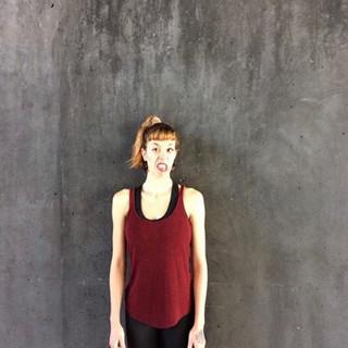 Elisabetta Guttuso danseuse