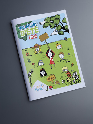 Brochure papier