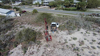 St. George Island SPT Testing