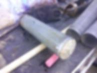 Shelby Tube Soil Samples