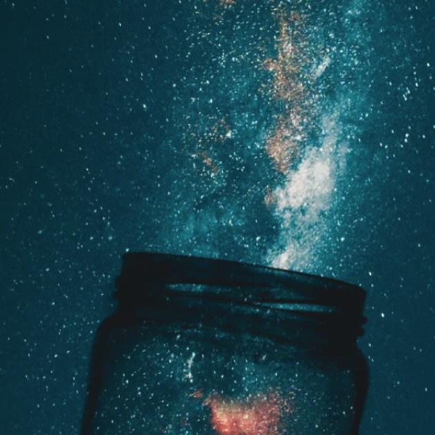 向宇宙下訂單:《天秤座新月許願》