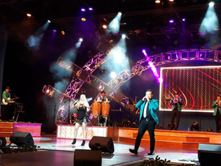 Latin Ambition takes over Epcot!