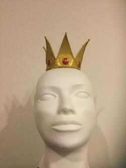 Queen of hearts kroontje