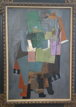 Picasso, Instruments de musique sur