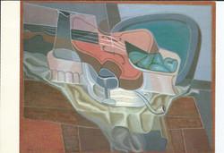 Juan Gris-Stilleben 1925