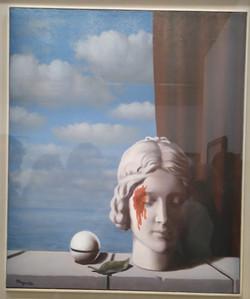 Magritte, La Mémoire. 1948