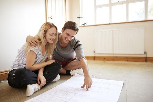 Home Design and Repurposing Rooms
