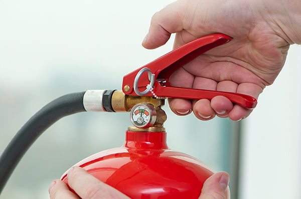 fire extinguisher, new home safety concerns, new house safety inspection, moving safety check, safety measures when moving in, how to make sure your new house is safe