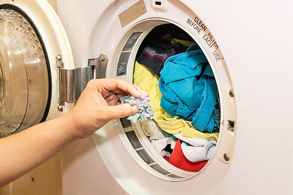 dryer lint, anatomy of a dryer fire, how does a dryer fire start, cause of dryer fire, about dryer fires