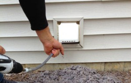 Palm Desert Dryer Vent Cleaning