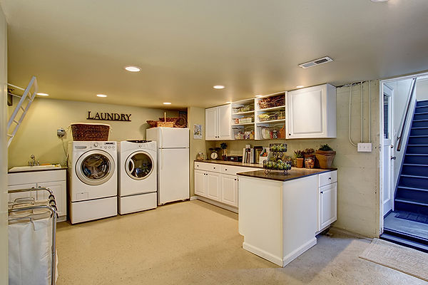 organize your laundry room, clean up laundry room, laundry room organization tips