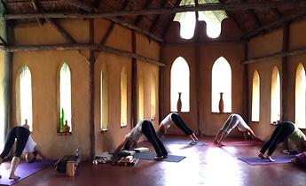 Yoga in Bryanston - Moz4