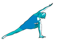 Yoga in Bryanston - Parsvakon
