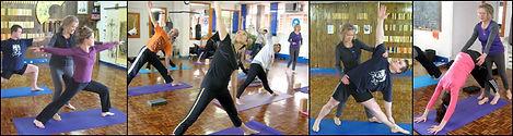 Yoga in Bryanston - classes