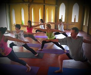 Yoga in Bryanston - Moz8