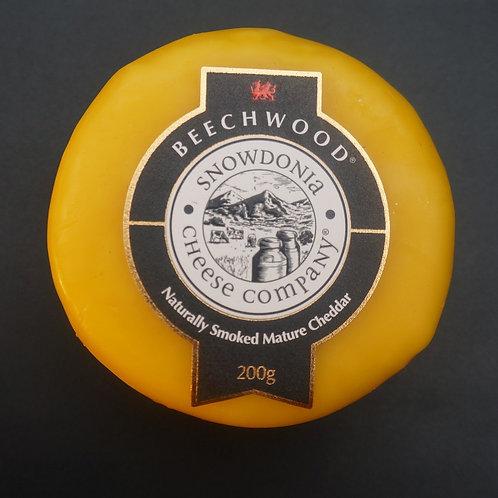 200g Beechwood - Smoked Mature Cheddar
