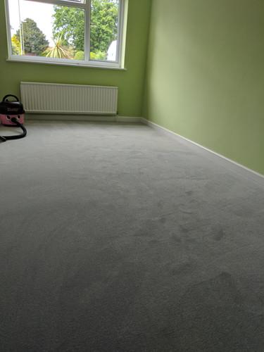 carpet in bedroom grey
