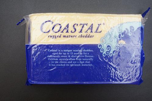 Coastal Rugged Mature Cheddar (360g)