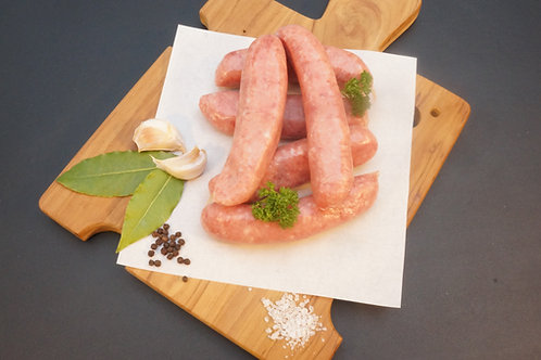 Pork Sausages x 6