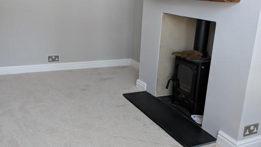 carpet in lounge