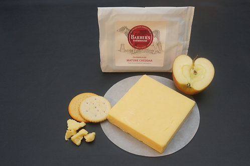 Barber's Farmhouse - Mature Cheddar (200g)