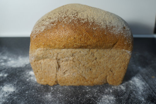 Small Wholemeal Tin