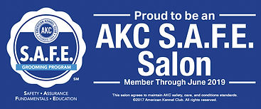 AKC certification