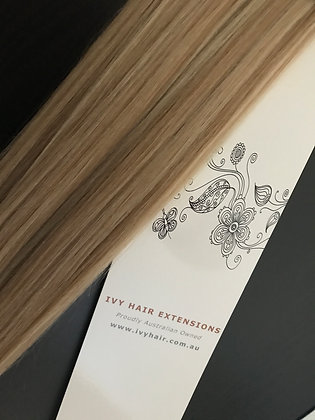 Premium Remy Tape Hair - #613-14 Honey Blonde