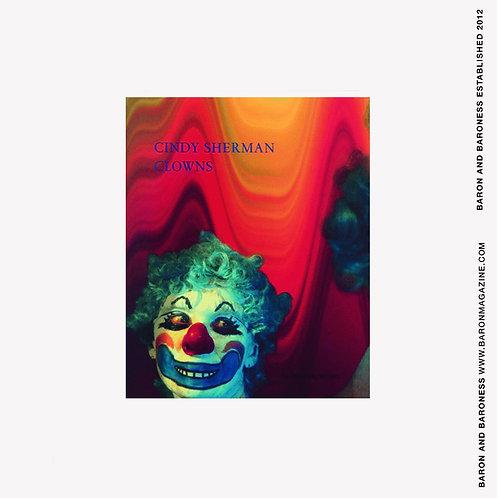 Cindy Sherman Clowns