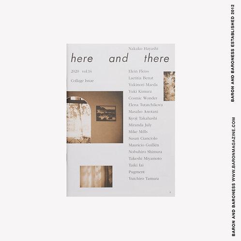 NAKAKO HAYASHI , Here and There 14