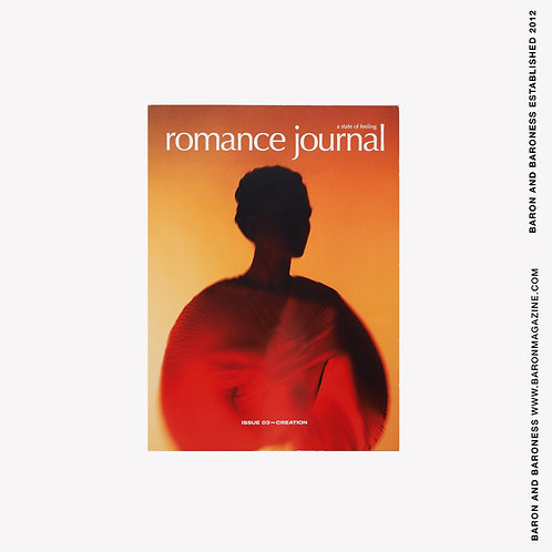 ROMANCE JOURNAL, 03 - Creation