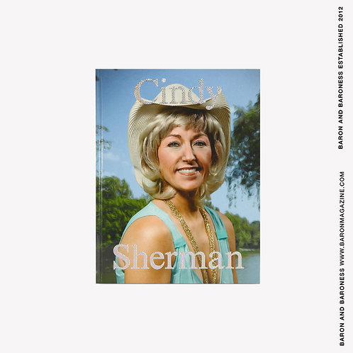 CINDY SHERMAN - signed copy