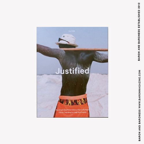 JUSTIFIED , No.5