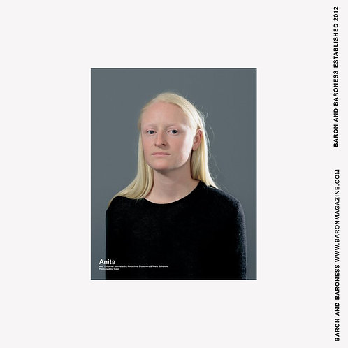 BLOMMERS/SCHUMM: Anita and 124 Other Portraits