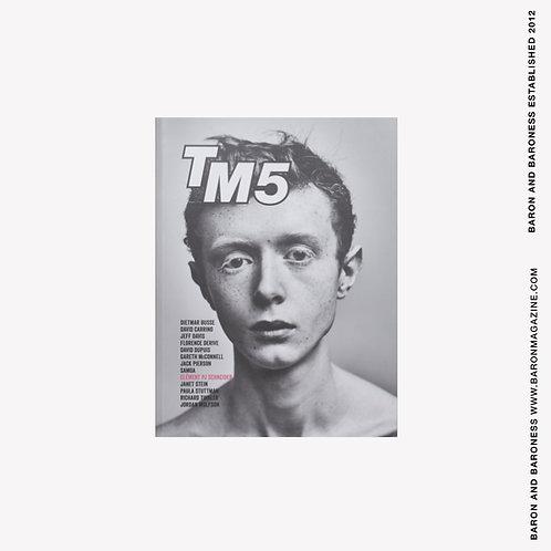 Tomorrow's Man , Issue 5
