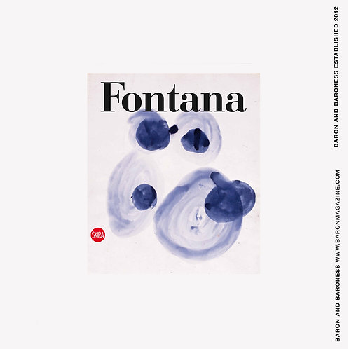 Lucio Fontana : Catalogue raisonne of the works on paper