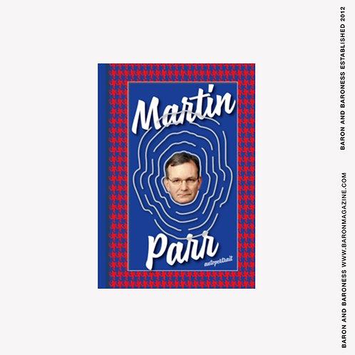 Martin Parr Autoportrait