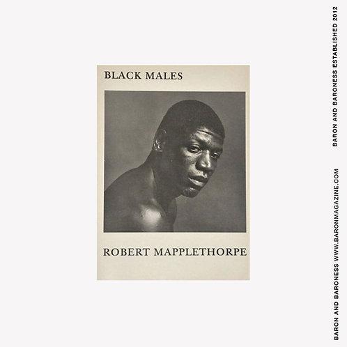 Black Males ROBERT MAPPLETHORPE