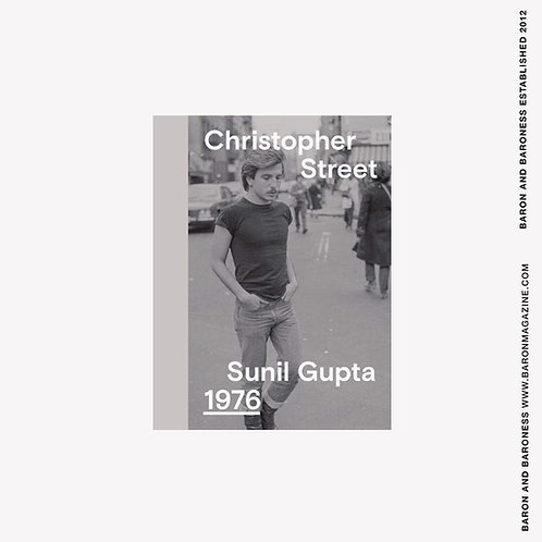CHRISTOPHER STREET, 1976 Sunil Gupta