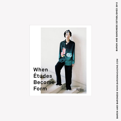 When Etudes Become Form : Paris, New York, and the Intersection of Fashion and A
