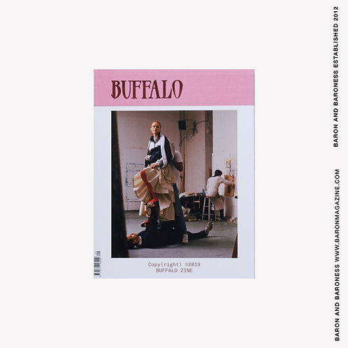 BUFFALO ZINE ,  Issue 9
