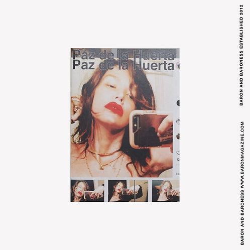 Paz de la Huerta by Paz de la Huerta